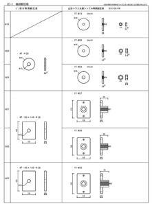 ATA 耐圧板製品一覧