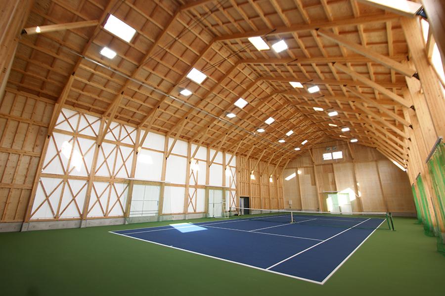 テニスコート03